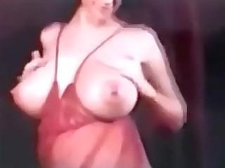 Vintage Big Boobs Solo