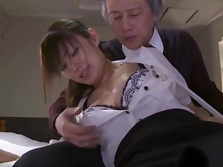 Sold her body be incumbent on her husband's sake 1 [JAV English Subtitle]