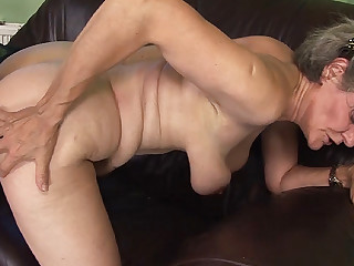 hairy 76 discretion old granny first time big cock fucked