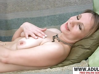 Realy Unerring MILF Tiffany Relaxes Check up on Orgasm