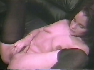 It is great in a little while a girl is always down to fuck and this coddle loves black cock