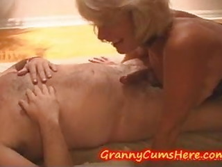 GRANNY has a SWINGERS PARTY prevalent TEEN GRAND-DAUGHTER