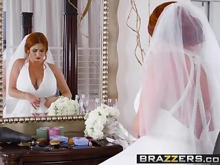 Brazzers - Brazzers Exxtra - Hurtful Bride scene starring Lenn