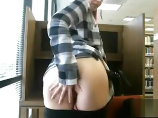 Library girl 51