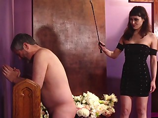 Spanking gives a new equilibrium of sexual pleasure be advisable for Audrey Noir