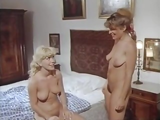 Josefine Mutzenbacher --- Das Lustschloss --- Geman Vintage