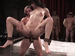 Pornstar porn video featuring Princess Donna Dolore, Bobbi Starr and Billie Famousness