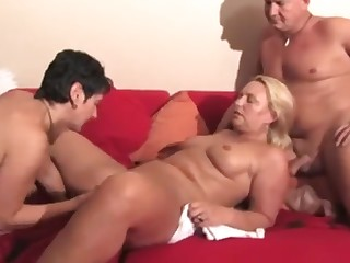 German Swingers - Mature Porn Video