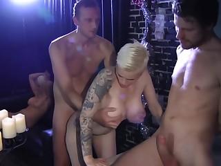 Dutch pornparty fastening 1