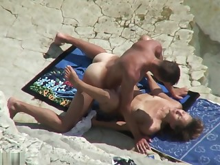Beach sex 7