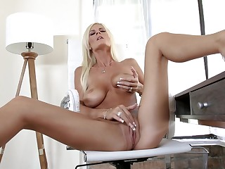 Excellent solo pleasure for mommy when home only