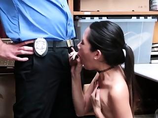 Dildo blowjob practice and interracial heavy dick gangbang