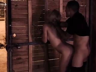 Bondage bring down first time Poor Goldie.