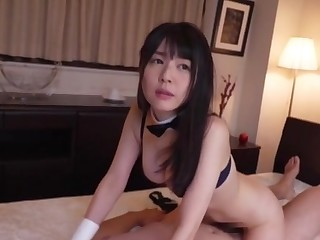 Asian chick shares her lustful cock experience not susceptible cam