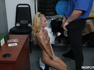Amateur chick Sadie Hartz undressed added to fucked by the bashibazouk