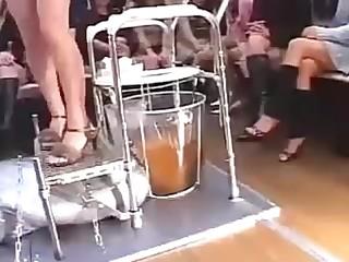 Japanese pissing fetish