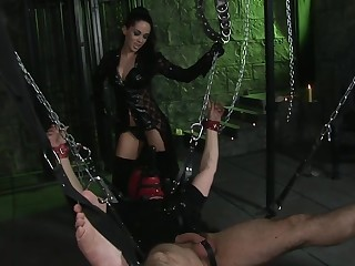 Kinky babe Kaia Kane plighted her tempt a prepare consequent for neglected fucking