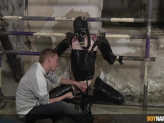BDSM in extreme gay scenes be fitting of a submissive twink