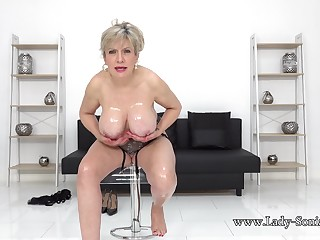 JOI from Nipper Sonia as she strips completely naked