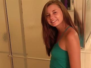 Carolina sweets teen bj fresh immigrant the shower