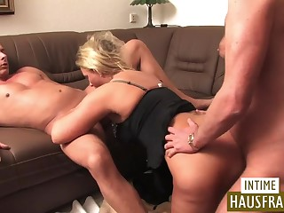 Threesome with my wife