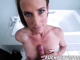 Sofie Marie In Gets Down For Her Stepson