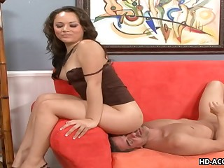 Kristina Rose pounded hardcore to the fullest extent a finally she moans